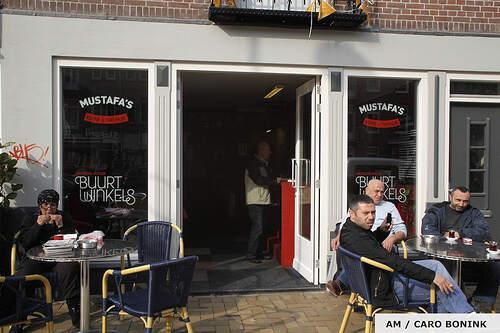 In de aanbieding hart amsterdammuseum for Turkse kapper amsterdam oost