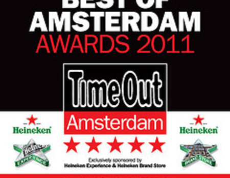 Genomineerd voor The Best of Amsterdam Awards!