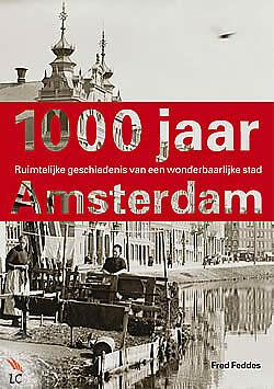 Boek van de maand 1000 jaar amsterdam hart amsterdammuseum for Uitschuiftrap zolder