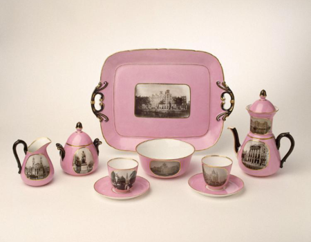 #020today: Koffieservies op fototentoonstelling
