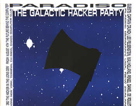 1989: The Galactic Hacker Party