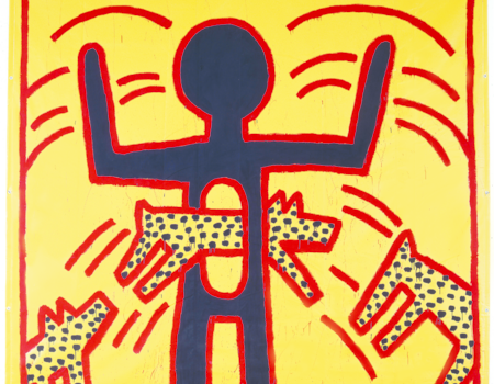 Tip: tentoonstelling 'Keith Haring. The Political Line'