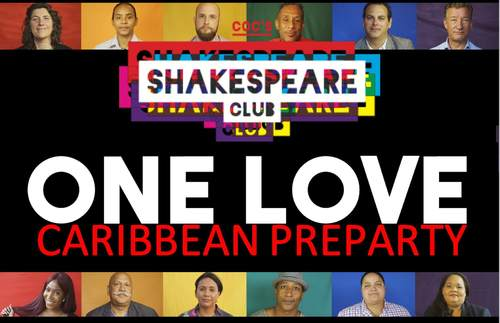 One Love Caribbean Preparty