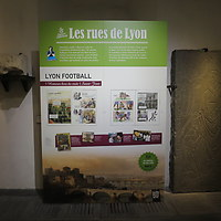 Les Rues de Lyon, story about the cathedral in permanent exhibition