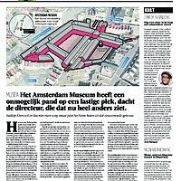 Artikel Volkskrant 20 april 2017