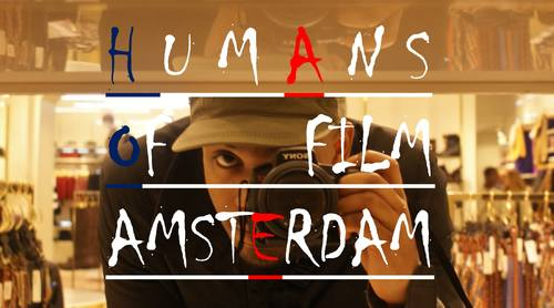 Humans of Film Amsterdam
