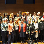 Organizers and speakers, photo Hrant Dink Foundation