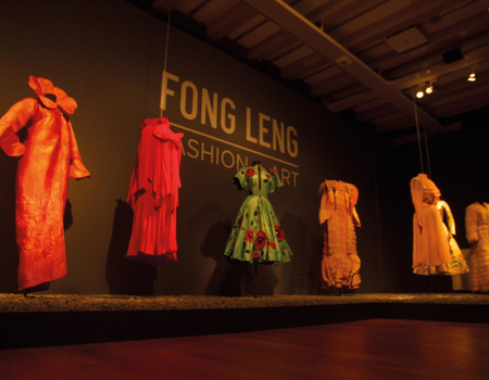 Fong Leng: Fashion & Art