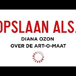 Interview met Diana Ozon over de Art-o-maat